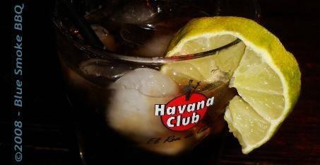 Cuba libre recept