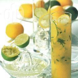 Citrus-ontbijtdrank recept