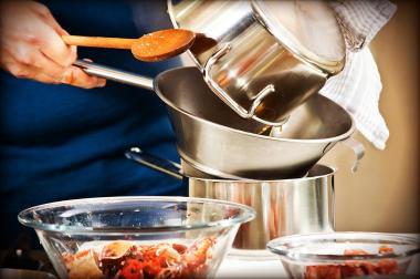 Recept 'langoustines à la plancha'