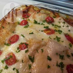 Lasagne met verse kruiden recept