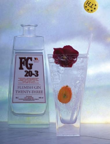 Recept 'fg 20-3 gin'