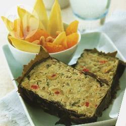 Terrine van flageolets en knoflook recept