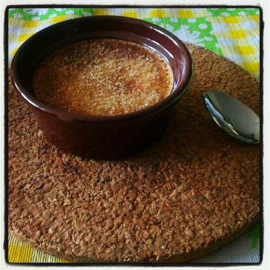 Crème brulee recept
