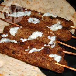 Marokkaanse lamsspiesjes recept