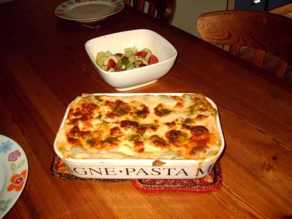 Mediterrane lasagna recept - Zoals mediterrane ...
