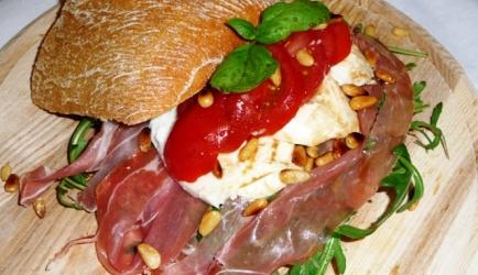 Italiaans broodje gezond recept