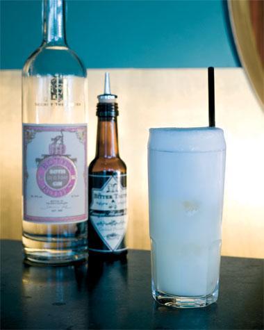 Recept 'ramos gin fizz'