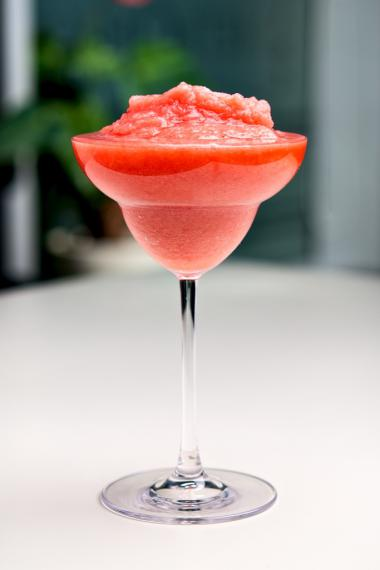 Recept 'strawberry daiquiri'
