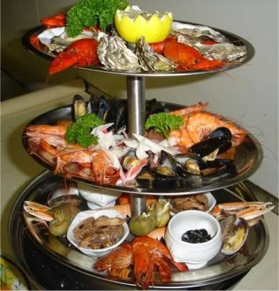 Fruits de mer recept