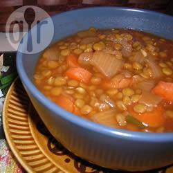 Gemakkelijke linzensoep recept