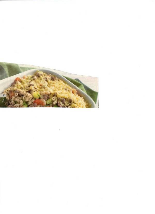 Macaroni-groenteschotel uit de oven recept