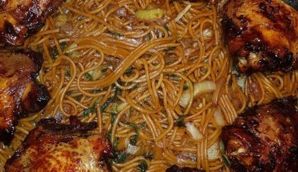 Overheerlijke surinaamse bami recept