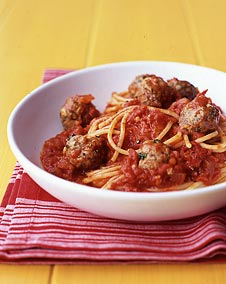 Gehaktballetjes in tomatensaus recept
