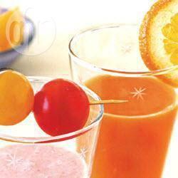 Wortel-sinaasappelsap recept