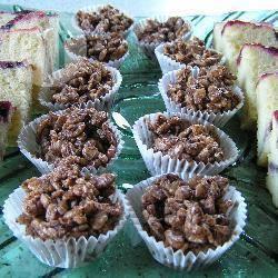 Knapperige mars koekjes recept
