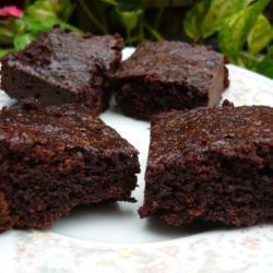 Brownies uit de magnetron recept