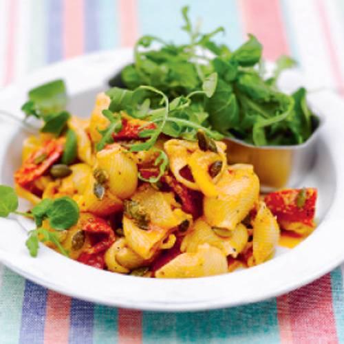 Picknick-pasta salade recept