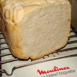 Dagelijks brood uit de broodbakmachine recept