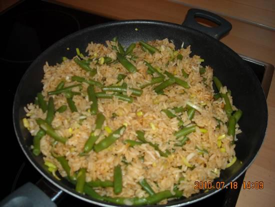 Thaise rijst recept