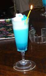 Blue curacao recept