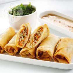 Chinese loempia's recept