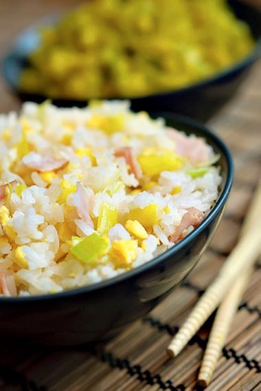 Recept 'chinese nasi'