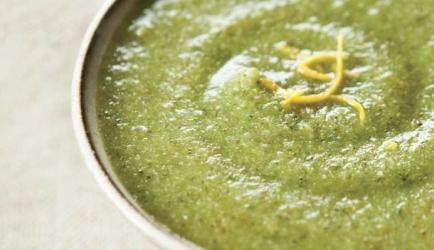 Broccoli soep (heel dik, heel lekker) recept
