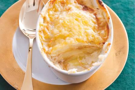 Ui Aardappelgratin Lekker En Snel Recept