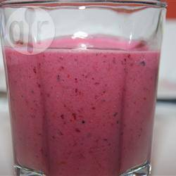 Bovenstebeste bessen smoothie recept