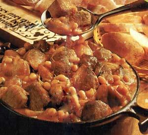 Hamlappen op bretonse wijze recept