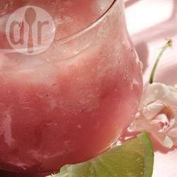 Watermeloen-aardbeilimonade recept