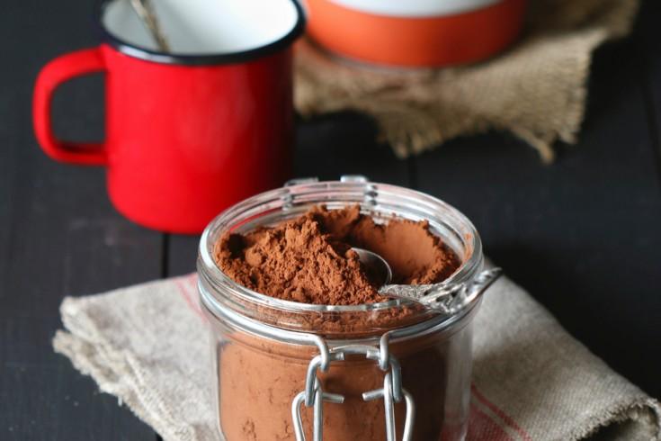 Maak je eigen chocolademelk met deze diy nesquik