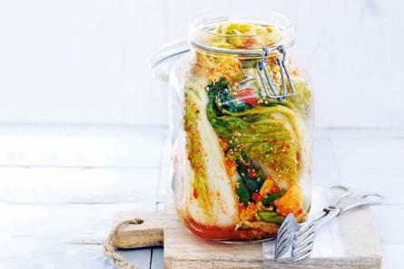 Snelle kimchi