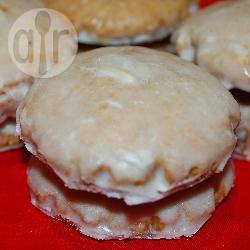 Duitse kerstkoekjes (lebkuchen) recept