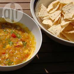 Mango-mania salsa recept