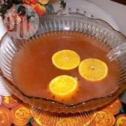 Gekruide herfstpunch recept