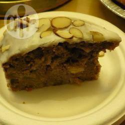 Appel- en notencake recept