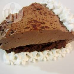 Chocolademousse cake recept