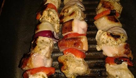 Mediterrane mixed grill, weekendhap, smullen! recept