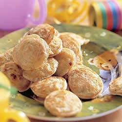 Bananenpoffertjes met honing recept