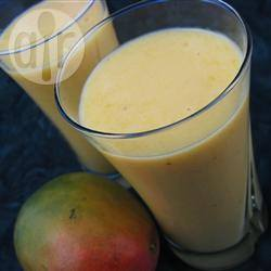Appel mango smoothie recept