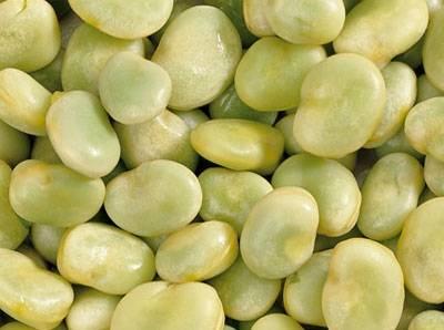 Tuinbonensalade recept