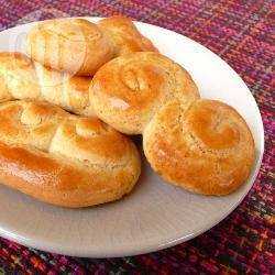 Griekse boterkoekjes recept