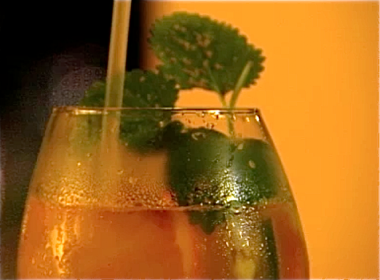 Recept 'summer rum punch'
