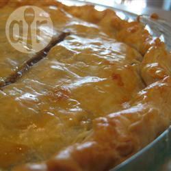Guinness® hartige taart met stoofvlees en champignons recept ...