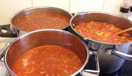 Trienekes soep of carnavals soep recept