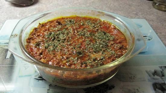 Mozzarella beef florentine (spinazie ovenschotel ) recept ...