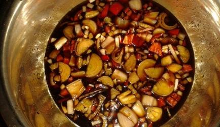 Echte indonesische saté marinade, smultopper! recept