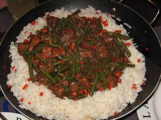 Surinaamse kip recept