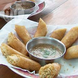 Thaise loempia's recept